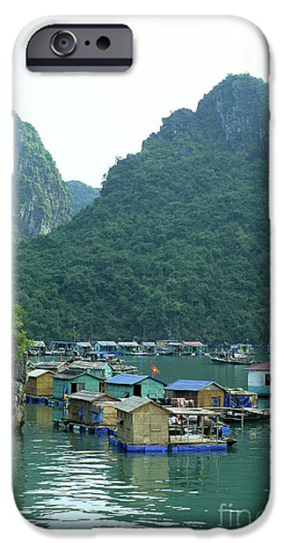 Halong Bay 02 IPhone Case by Rick Piper Photography
