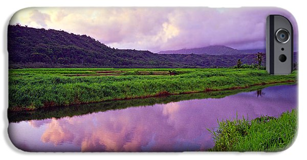 Hanalei Dawn IPhone Case by Kevin Smith