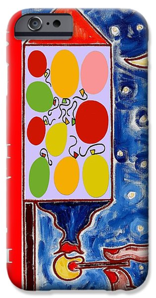 Happy Christmas 76 IPhone Case by Patrick J Murphy