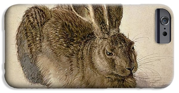Hare IPhone 6s Case by Albrecht Durer