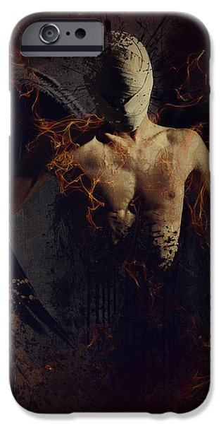Hear No Evil IPhone Case by Mary Hood