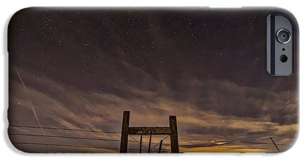 Heaven's Gate IPhone Case by Peter Tellone