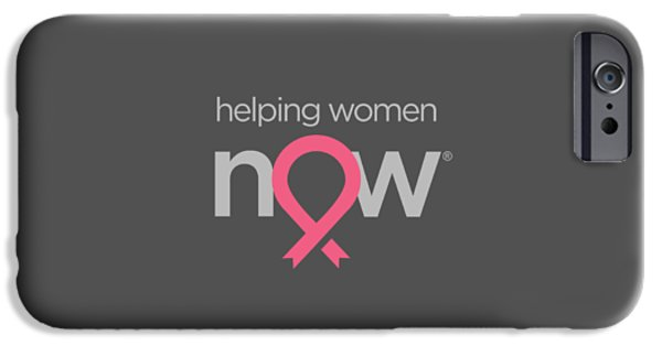 Helping Women Now Pink IPhone Case by National Breast Cancer Foundation