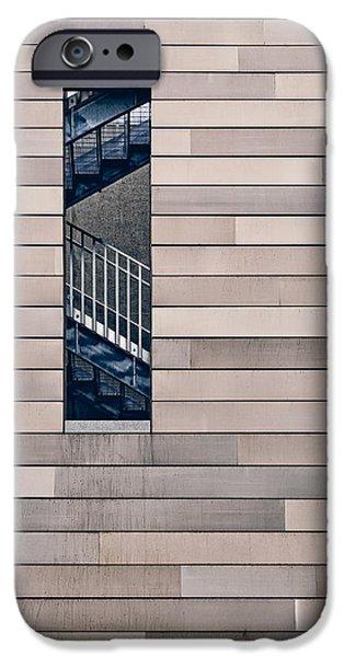 Hidden Stairway IPhone Case by Scott Norris