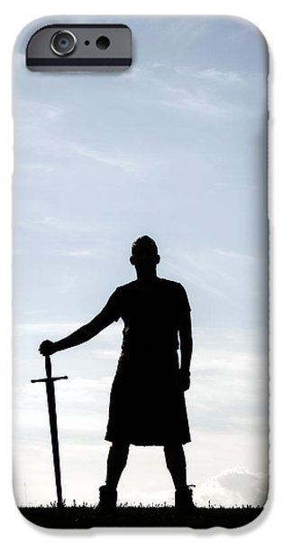 Highlander IPhone Case by Joana Kruse