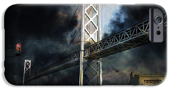 Homeless By The Bay . 7d7748 IPhone Case by Wingsdomain Art and Photography