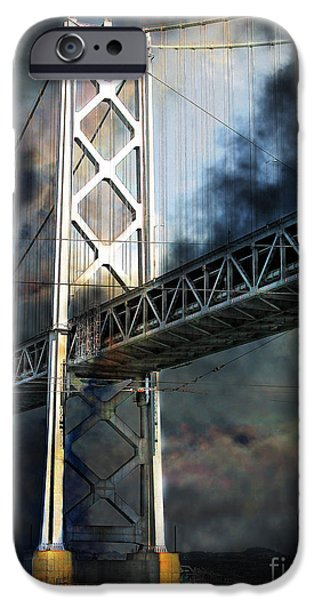 Homeless By The Bay 7d7748 Vertical IPhone Case by Wingsdomain Art and Photography