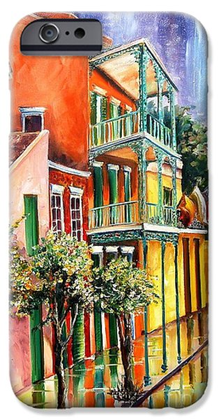 House Of The Rising Sun IPhone Case by Diane Millsap