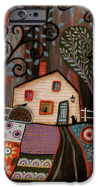 I See You IPhone Case by Karla Gerard