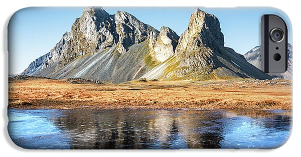 Iceland IPhone Case by Svetlana Sewell