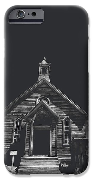 If You Should Pass Through These Doors IPhone Case by Laurie Search