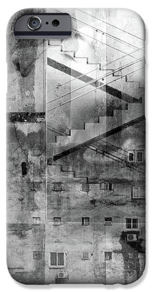 In The City IPhone Case by Jacky Gerritsen