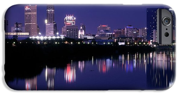 Indianapolis IPhone Case by Frozen in Time Fine Art Photography