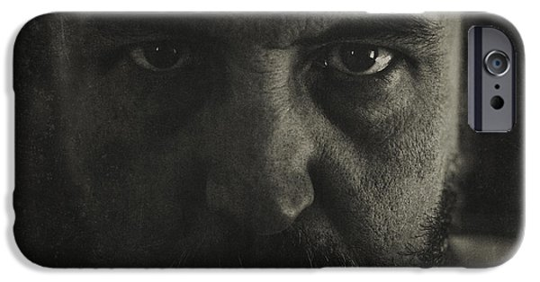 Insomnia IPhone Case by Scott Norris