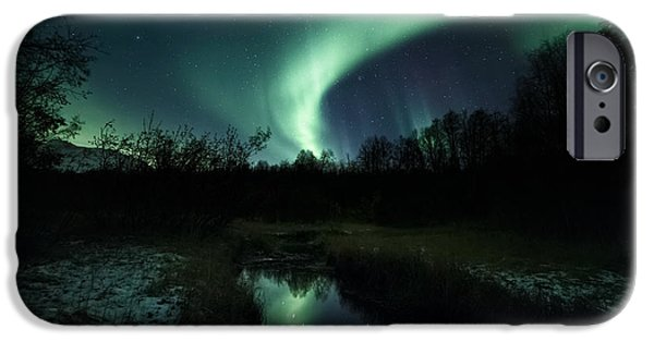 Into The Woods IPhone Case by Tor-Ivar Naess