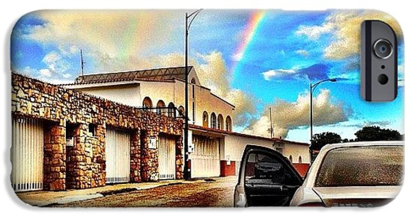 #iphone # Rainbow IPhone 6s Case by Estefania Leon
