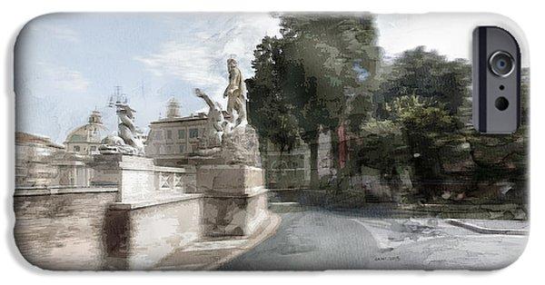 Italy 13 IPhone Case by Jani Heinonen