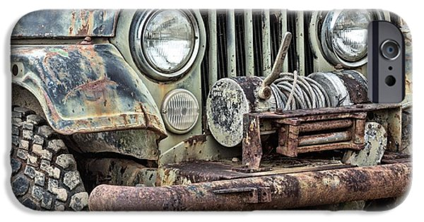 It's A Jeep Thing IPhone Case by JC Findley