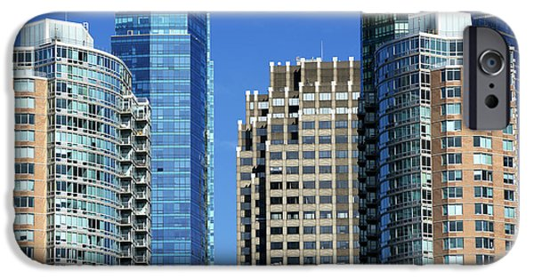 Jersey City Colors IPhone 6s Case by John Rizzuto