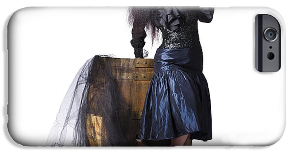 Jester With Wine Barrel IPhone Case by Jorgo Photography - Wall Art Gallery