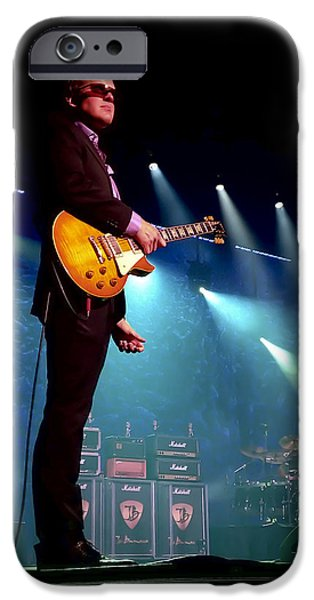 Joe Bonamassa 2 IPhone Case by Peter Chilelli