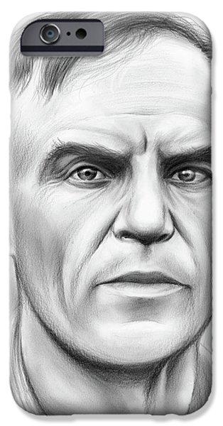 John Heisman IPhone 6s Case by Greg Joens