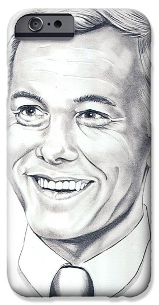 Johnny Carson IPhone 6s Case by Murphy Elliott