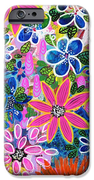 Jungle Love IPhone Case by Robin Mead