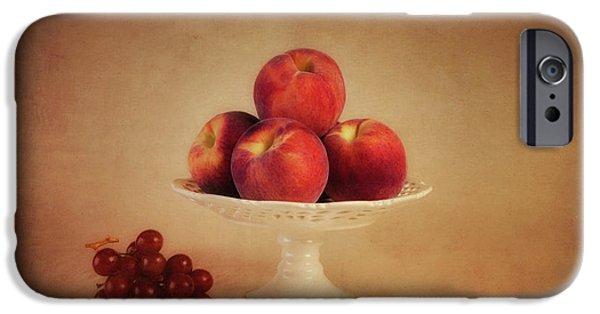 Just Peachy IPhone 6s Case by Tom Mc Nemar