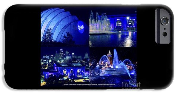 Kansas City Spirit 2015 IPhone Case by Gary Gingrich Galleries