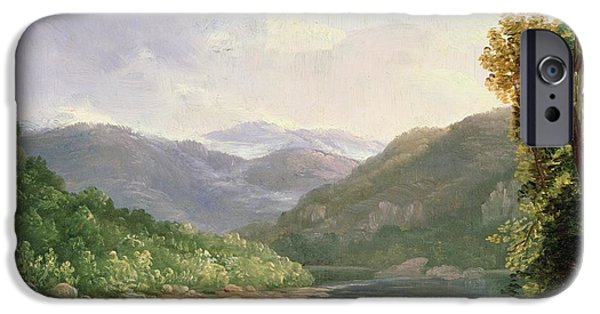 Kentucky River IPhone Case by Thomas Worthington Whittredge