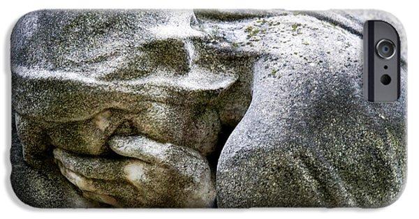 Kerepesi Cemetery, Budapest IPhone Case by Vladi Alon