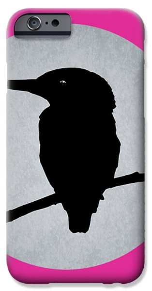 Kingfisher IPhone 6s Case by Mark Rogan