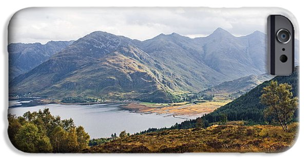 Kintail - Wester Ross, Scotland IPhone Case by Pat Speirs