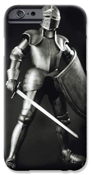 Knight IPhone 6s Case by Tony Cordoza