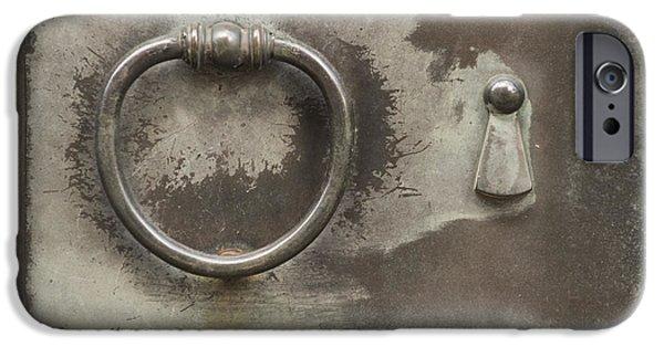 Knocker IPhone Case by Juli Scalzi