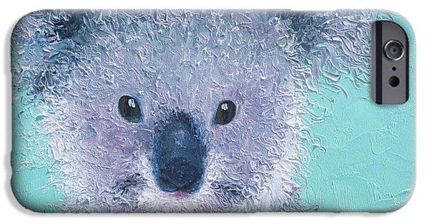 Koala IPhone 6s Case by Jan Matson