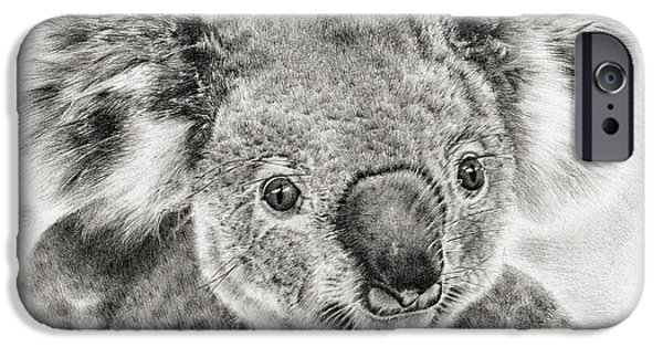 Koala Newport Bridge Gloria IPhone 6s Case by Remrov