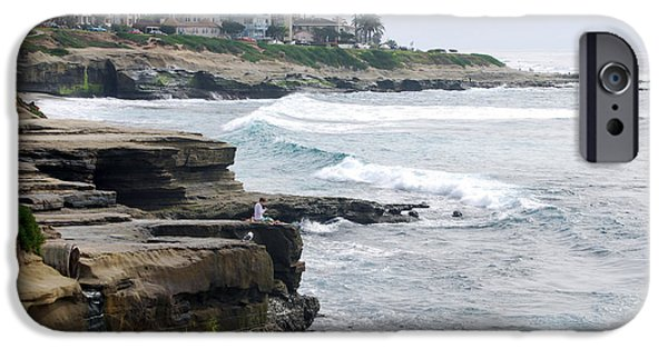 Lajolla IPhone Case by Bill Dutting