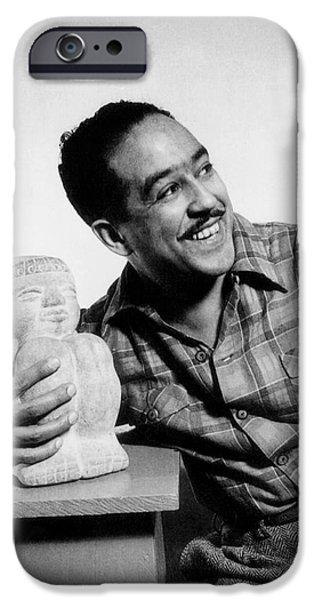 Langston Hughes (1902-1967) IPhone 6s Case by Granger