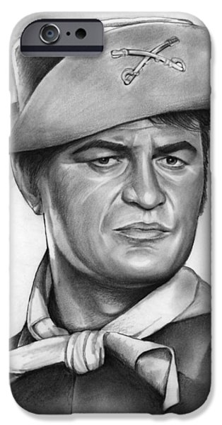 Larry Storch IPhone Case by Greg Joens