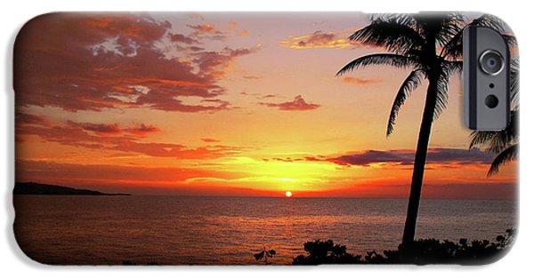 Lazy Sunset IPhone Case by Kamil Swiatek