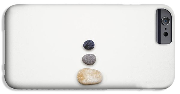Learning To Let Go IPhone Case by Scott Norris