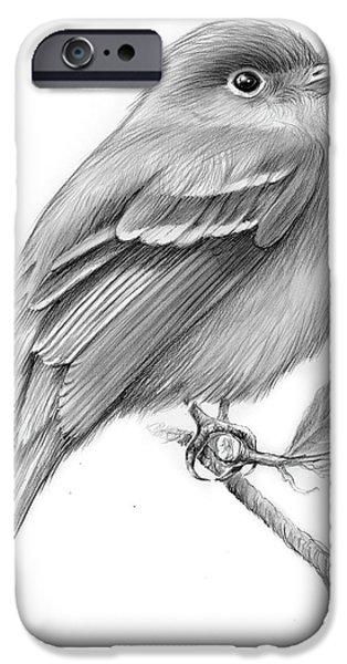 Least Flycatcher IPhone 6s Case by Greg Joens