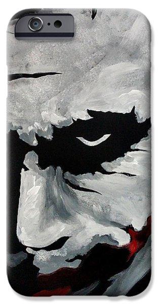 Ledger's Joker IPhone 6s Case by Dale Loos Jr