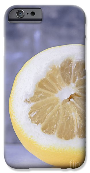 Lemon Half IPhone 6s Case by Edward Fielding
