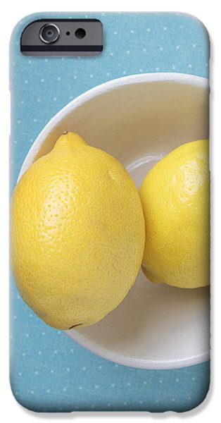 Lemon Pop IPhone 6s Case by Edward Fielding