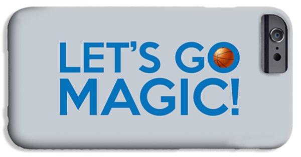 Let's Go Magic IPhone Case by Florian Rodarte