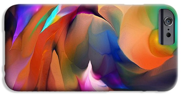 Letting Go IPhone Case by David Lane