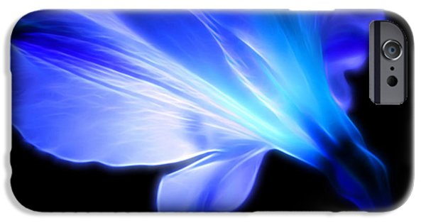 Light Of The Soul IPhone Case by Krissy Katsimbras